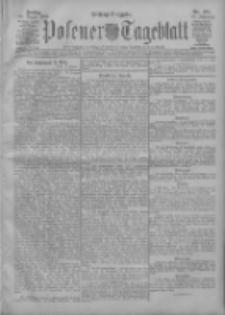 Posener Tageblatt 1908.08.28 Jg.47 Nr404
