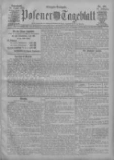 Posener Tageblatt 1908.08.29 Jg.47 Nr405