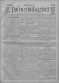 Posener Tageblatt 1908.09.01 Jg.47 Nr410