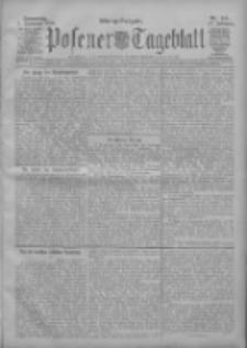 Posener Tageblatt 1908.09.03 Jg.47 Nr414