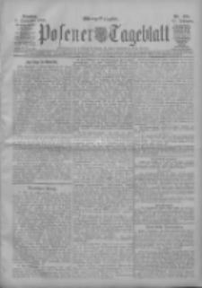 Posener Tageblatt 1908.09.08 Jg.47 Nr422