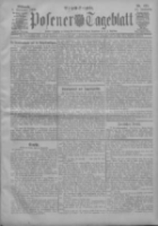 Posener Tageblatt 1908.09.09 Jg.47 Nr423