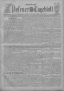 Posener Tageblatt 1908.09.10 Jg.47 Nr426