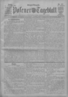 Posener Tageblatt 1908.09.11 Jg.47 Nr427
