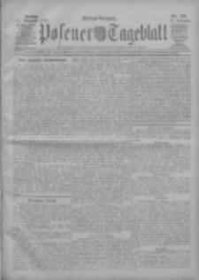 Posener Tageblatt 1908.09.11 Jg.47 Nr428