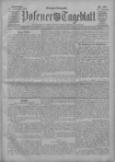 Posener Tageblatt 1908.09.12 Jg.47 Nr429
