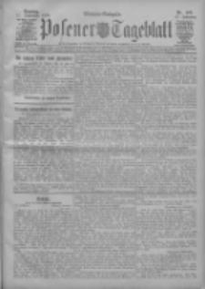 Posener Tageblatt 1908.09.15 Jg.47 Nr433