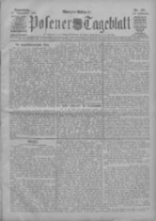 Posener Tageblatt 1908.09.17 Jg.47 Nr437