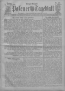 Posener Tageblatt 1908.09.20 Jg.47 Nr443