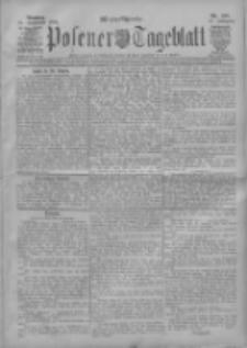 Posener Tageblatt 1908.09.22 Jg.47 Nr446