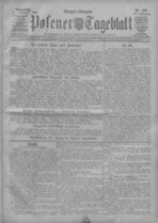 Posener Tageblatt 1908.09.24 Jg.47 Nr449