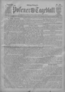 Posener Tageblatt 1908.09.24 Jg.47 Nr450