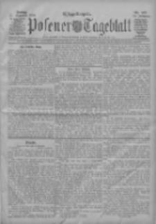 Posener Tageblatt 1908.09.25 Jg.47 Nr452