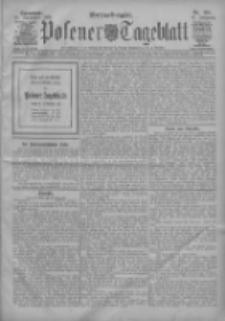 Posener Tageblatt 1908.09.26 Jg.47 Nr453