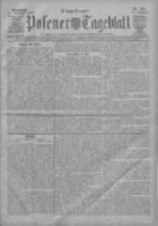 Posener Tageblatt 1908.09.26 Jg.47 Nr454