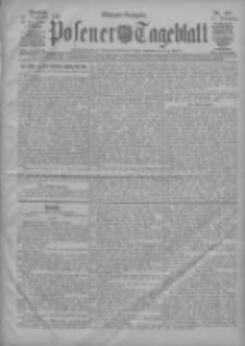 Posener Tageblatt 1908.09.29 Jg.47 Nr457