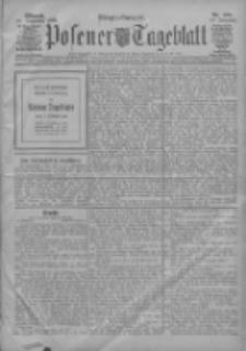 Posener Tageblatt 1908.09.30 Jg.47 Nr459