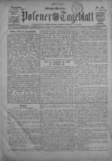 Posener Tageblatt 1908.10.01 Jg.47 Nr461