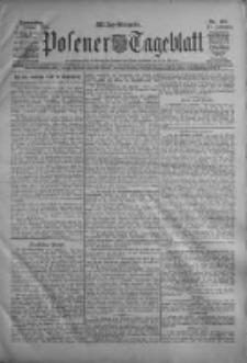 Posener Tageblatt 1908.10.01 Jg.47 Nr462