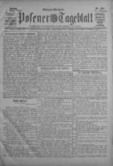 Posener Tageblatt 1908.10.02 Jg.47 Nr463