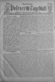 Posener Tageblatt 1908.10.04 Jg.47 Nr467