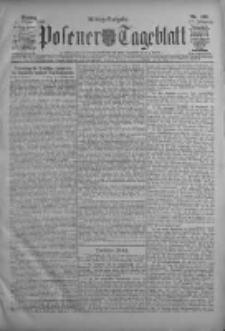 Posener Tageblatt 1908.10.05 Jg.47 Nr468