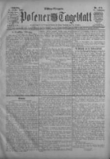 Posener Tageblatt 1908.10.06 Jg.47 Nr470
