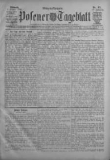 Posener Tageblatt 1908.10.07 Jg.47 Nr471