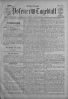 Posener Tageblatt 1908.10.09 Jg.47 Nr475