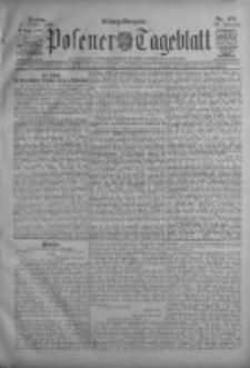 Posener Tageblatt 1908.10.09 Jg.47 Nr476