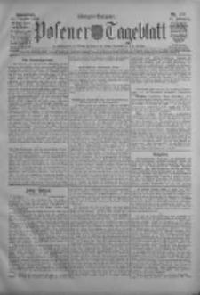 Posener Tageblatt 1908.10.10 Jg.47 Nr477