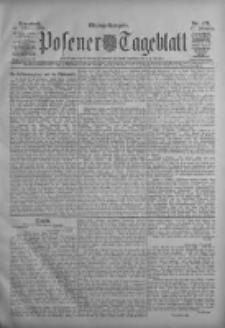 Posener Tageblatt 1908.10.10 Jg.47 Nr478