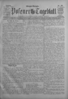 Posener Tageblatt 1908.10.13 Jg.47 Nr481