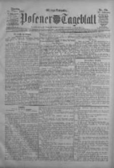 Posener Tageblatt 1908.10.13 Jg.47 Nr482