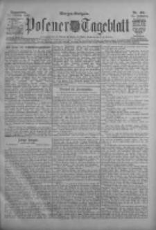 Posener Tageblatt 1908.10.15 Jg.47 Nr485