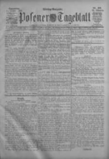 Posener Tageblatt 1908.10.15 Jg.47 Nr486