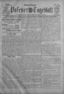 Posener Tageblatt 1908.10.16 Jg.47 Nr487
