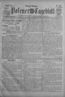 Posener Tageblatt 1908.10.17 Jg.47 Nr489