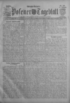 Posener Tageblatt 1908.10.18 Jg.47 Nr491