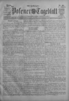 Posener Tageblatt 1908.10.19 Jg.47 Nr492