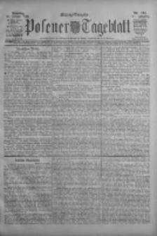 Posener Tageblatt 1908.10.20 Jg.47 Nr494
