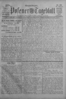 Posener Tageblatt 1908.10.23 Jg.47 Nr499