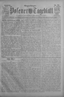 Posener Tageblatt 1908.10.24 Jg.47 Nr501