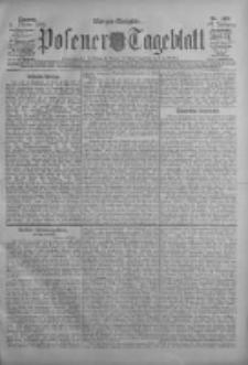 Posener Tageblatt 1908.10.25 Jg.47 Nr503