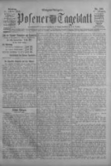 Posener Tageblatt 1908.10.27 Jg.47 Nr505