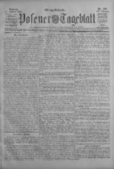 Posener Tageblatt 1908.10.27 Jg.47 Nr506