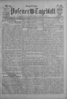 Posener Tageblatt 1908.10.28 Jg.47 Nr508
