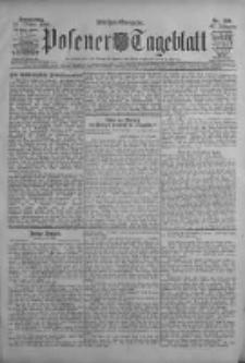 Posener Tageblatt 1908.10.29 Jg.47 Nr509