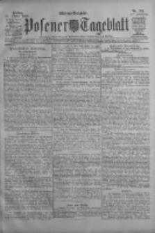 Posener Tageblatt 1908.10.30 Jg.47 Nr512