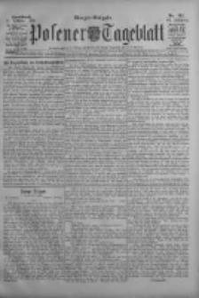 Posener Tageblatt 1908.10.31 Jg.47 Nr513